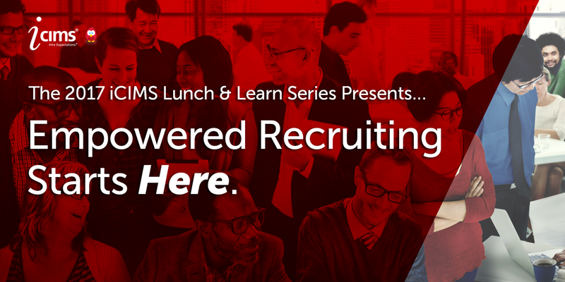 Recruiting Lunch and Learn in LA with iCIMS