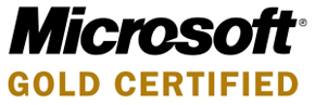 DynaFile Is A Microsoft Gold Certified Partner