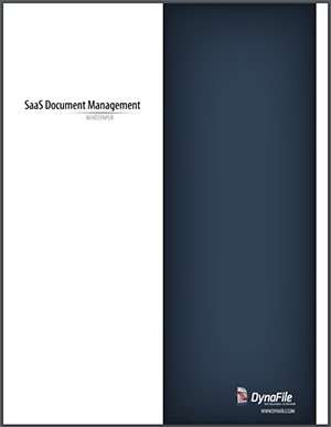 Cloud Document Management White Paper