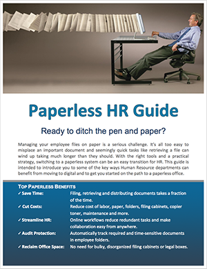 Paperless HR Guide