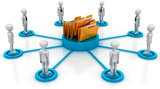 Virtual Data Room Document Management