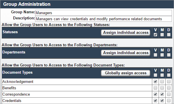 Segmented File Access Rules
