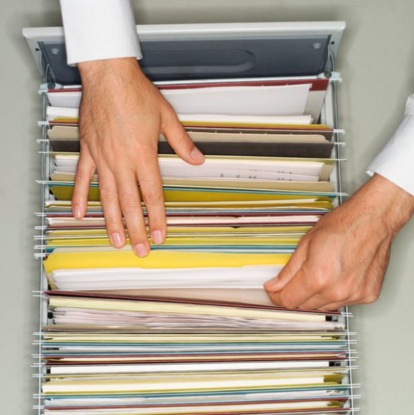 Hr Tech How To Keep Employee Files Organized Dynafile