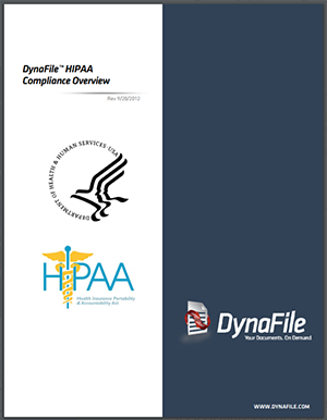 HIPAA Compliance White Paper